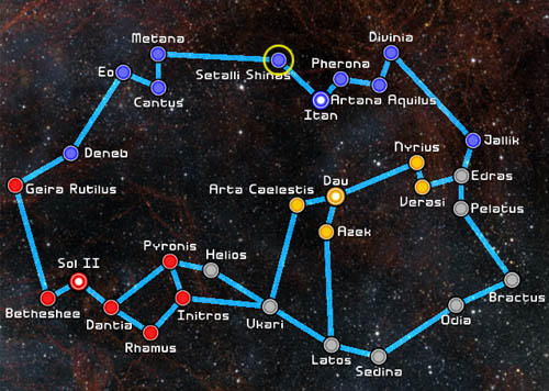 other solar systems in the universe - photo #30